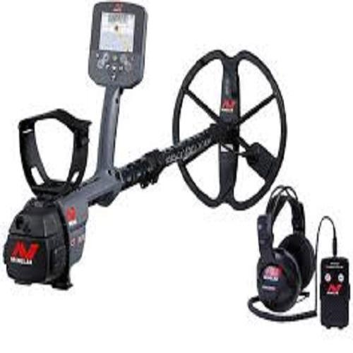 Minelab CTX 3030 Metal Detector with 11inch DD Search Coil and Wireless Headphones