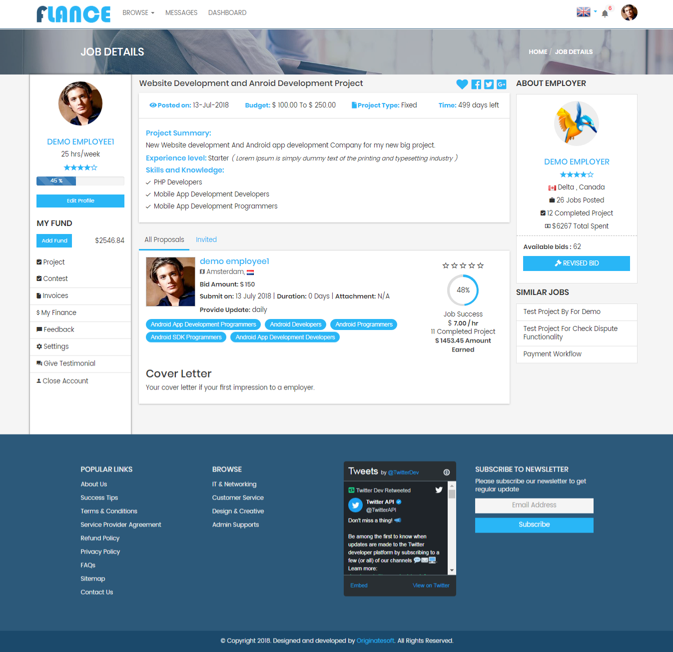 Best Freelancer Clone Script Available at Attractive Pricing!