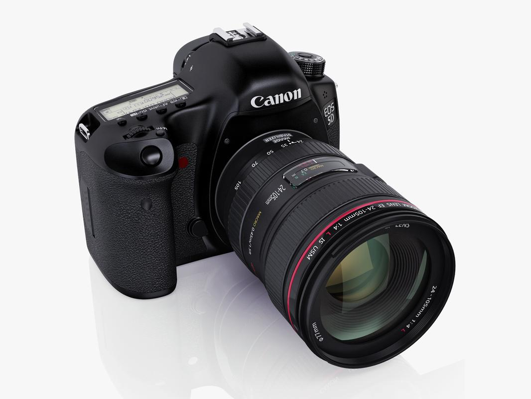 Canon Digital Camera ESO 5D mark III for sale