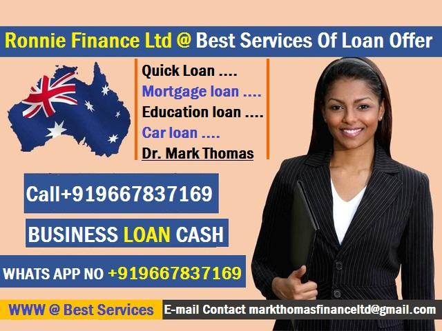 Quick Business Loan and Financial NEEDED Apply