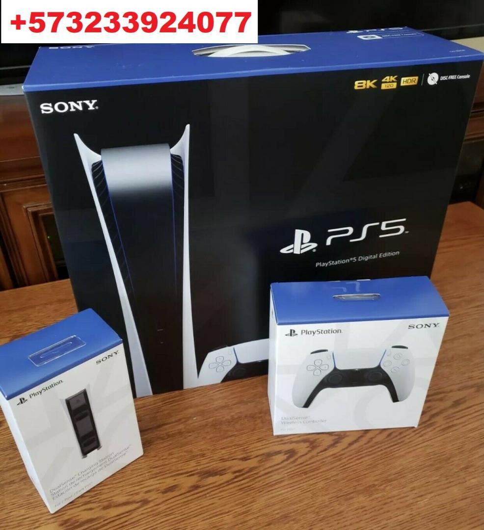 Sony Playstation 5 Digital Edition  1Tb