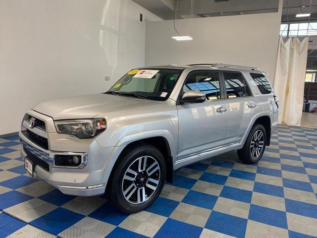 Certified 2018 Toyota 4Runner Limited