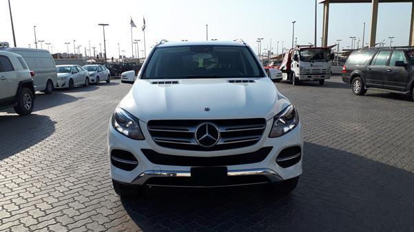 2018 Mercedes Benz GLE 350